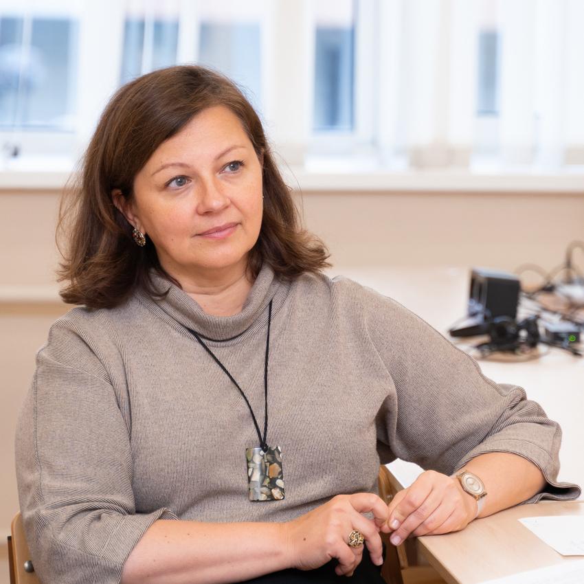Валентина Беломестнова