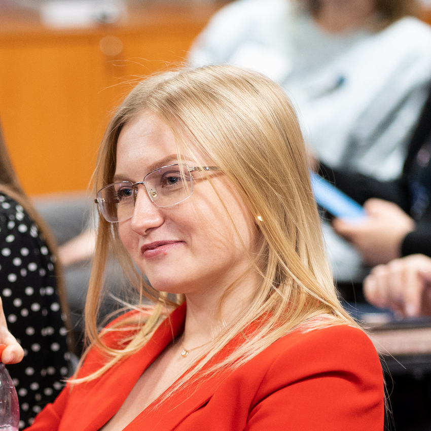 Юлия Горелик