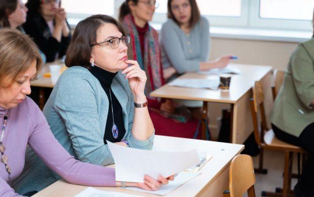 защита выпускных работ первого потока программы