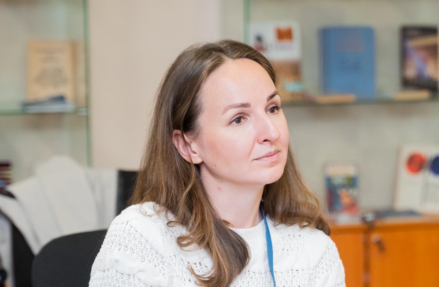 Татьяна Златомрежева